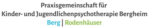 Kinder- und Jugendlichenpsychotherapie in Bergheim Berg | Rodenhäuser